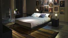 Cassina, made in Italy: Sled bed by Rodolfo Dordoni. #cassina #picoftheday #instagood #instalover #madeinitaly #italiandesign #italy #design #architecture #interiordesign #richnesst #bed #rodolfodordoni #raulberberdelarenal #duomorichnesst #followme #instagram #furniture #italianfurniture #raulberber #raulbearbear