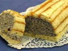 Hungarian Desserts, Poppy Cake, Eat Pray Love, Spanakopita, Sweet And Salty, Cornbread, Banana Bread, Charlotte, Paleo