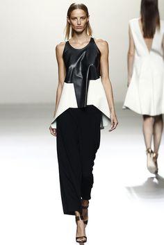 Roberto Torretta  - Primavera-verano 2015 - Mercedes Benz Fashion Week Madrid