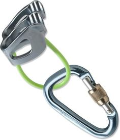 Get geared up for climbing with the Black Diamond Big Air XP belay device package. It includes a new ATC-XP belay device and a Mini Pearabiner screwgate carabiner. Rock Climbing Gear, Rappelling, Black Diamond, Outdoor Gear, Packaging, Big, Diving, Flexibility, Survival