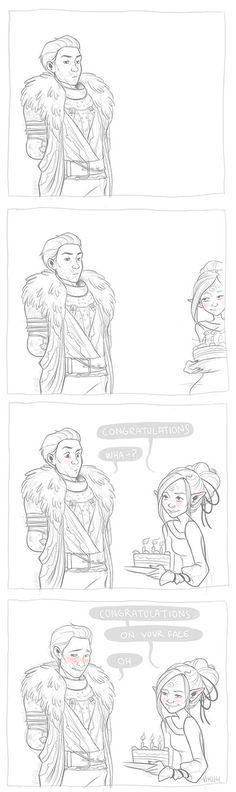 Congrats! by morbidcookie.deviantart.com on @deviantART
