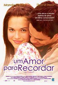 A Walk to Remember é um filme de 2002 baseado no livro de romance homônimo de Nicholas Sparks. O filme foi dirigido por Adam Shankman e produzido por Denise DiNovi e Hunt Lowry, para a Warner Bros. Pictures.