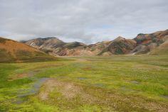 landmanalaugar, iceland! More on my blog