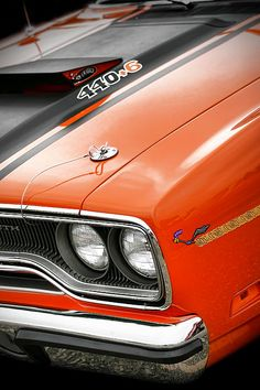 1970 Plymouth Road Runner 440 6pack