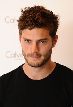 jamie dornan looks like a great Christian Grey