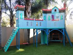 BCW Playhouses - Kids Playhouses