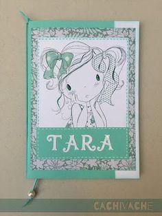 Libreta personalizada para Tara