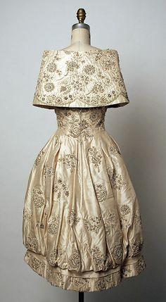 Evening dress 1958