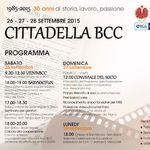 Notizie Abruzzo: Festa per i 30 anni della BCC della Valle del Trigno