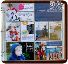susan weinroth project life