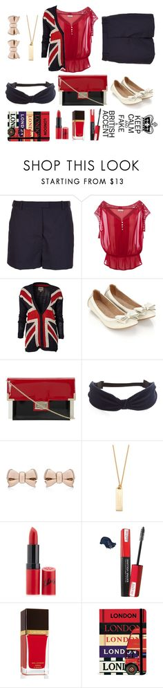 """""""Keep calm and fake a British accent??"""" by breeches ❤ liked on Polyvore featuring 3.1 Phillip Lim, Pull&Bear, ONLY, Accessorize, Dune, Thomas Sabo, Marc by Marc Jacobs, Rimmel, Isadora and Tom Ford"""