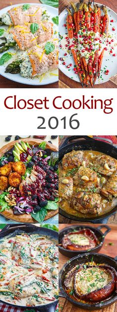 My Favourite Recipes of 2016 | Closet Cooking | Bloglovin'