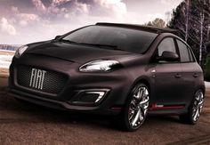 SALÃO DO AUTOMÓVEL: Fiat apresenta projeto Bravo Xtreme