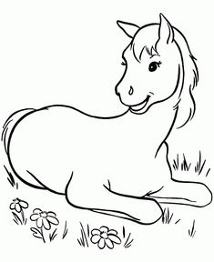 pin von daniela vasile auf farm animals in 2020 | ausmalbilder pferde zum ausdrucken