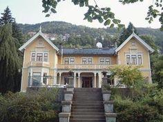 Selskapslokale: Legenes Hus
