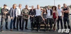 The First 'Fast 8' Trailer Will Debut This Winter http://best-fotofilm.blogspot.com/2016/08/the-first-fast-8-trailer-will-debut.html  While Fast 8 has been in production over the past few months, we've been treated to plenty of cool glimpses behind the scenes featuring director F. Gary Gray and the ensemble cast hard at work, not to mention some of the awesome vehicles we'll see racing around. However, all those updates will soon be far less abundant as production is close to finishing…