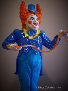 Cirque des Gateaux Collaboration by Dina