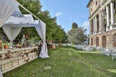 Immagini di un matrimonio a villa la favorita mantova