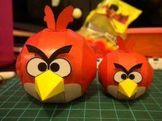 Avian-Flinging Ballpoints : angry birds slingshot pen
