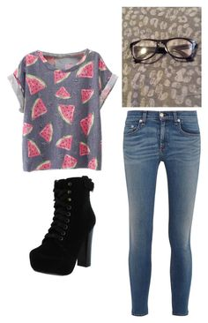 """Outfit Idea by Polyvore Remix"" by polyvore-remix ❤ liked on Polyvore"