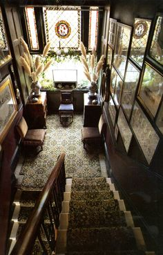 cityzenart: English Interiors