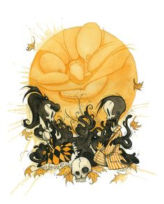 deviantART Harvest Moon 2012 by *GrisGrimly