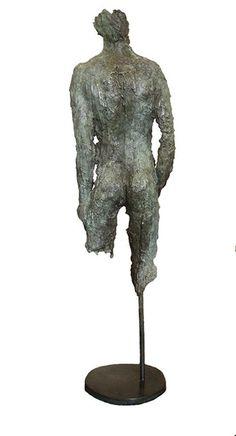 Catherine Greene Bronze Sculpture of a Female Figure Bronze Sculpture, Female, Gallery, Green, Sculptures, Roof Rack