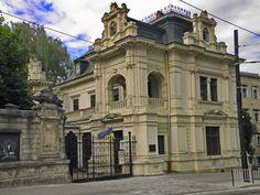 Палац Сапєг, 1867, Львів  Palace in Ukraine