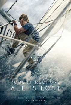 Movie Poster Image for Robert Redford's All Is Lost
