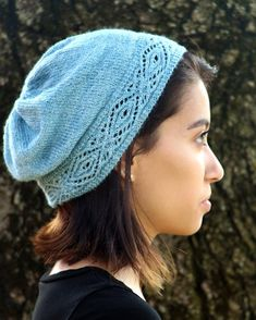 I have a new pattern out today in gorgeous @anzulaluxuryfibers Cloud! This is the Elan Hat, available to purchase on Ravelry in the brand new Anzula Cloud collection. (I also have a second pattern in the booklet—stay tuned for that one later today!)