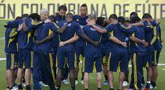 Selección Colombia alista partidos por eliminatoria. .