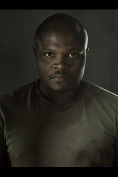 T-Dog -The Walking Dead- S3 10/14/2012 #AMC