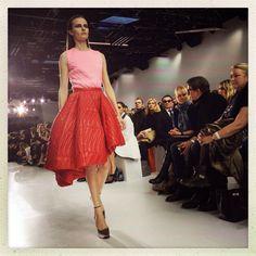 Dior. Paris  Fashion Week. #pinpfw