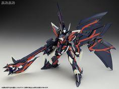 S.R.G-S Super Robot Wars OG ORIGINAL GENERATIONS Galilnagant 1/144 Plastic Model
