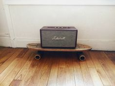 Hipster style  #skate #marshall #wood