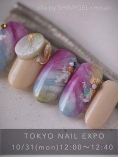 本日EXPO二日目 の画像 丸山美咲のネイル画室-micheline nail.-