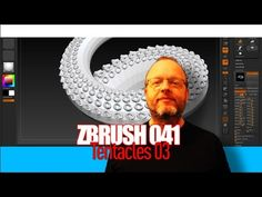 ZBRUSH 041   Tentacles 03