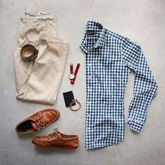 Mens Fashion and Style - Outfit Grid - Mode Masculine, Style Casual, Men Casual, Casual Wear, Casual Ootd, Smart Casual, Casual Chic, Casual Pants, Mode Man
