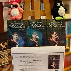 """Ainhoa S Gomez on Instagram: """"Presentación Pat Català. Un corazón para Aldabia. Gracias por confiar en nosotras. #noaenelbauldelossueños #blog #blogger #adictaaloslibros…"""" Cover, Books, Instagram, Art, Thanks, Novels, Art Background, Libros, Book"""