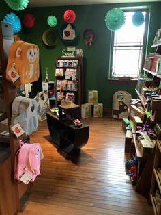 Our children's section!