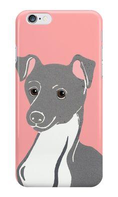 Italian Greyhound iPhone cases by Abigail Davidson at Redbubble Italian Greyhound, Art Design, Iphone Cases, Accessories, Art, Iphone Case, I Phone Cases, Ornament