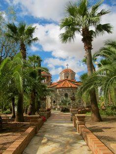 St. Anthony's Greek Orthodox Monastery - Go Global Today