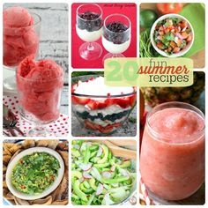 Great Ideas — 20 Fun Summer Recipes!