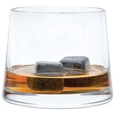 Have your drink on the rocks - literally! - with freezable soapstone cubes.