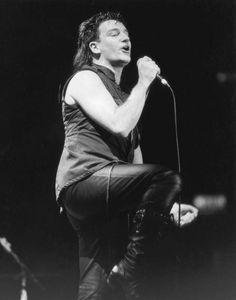 U2, Ahoy Rotterdam, 30 October 1984