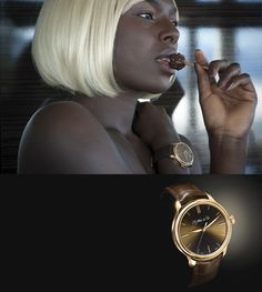 H. Moser & Cie. – Monard Marrone Wood Watch, Michael Kors Watch, Chocolate, Watches, Luxury Watches, Wooden Clock, Wristwatches, Schokolade, Clocks