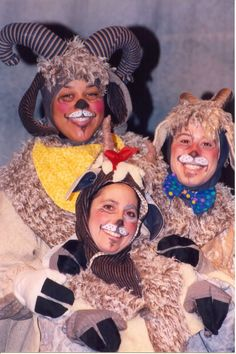 3 Billy Goats, for Babes in Toyland!