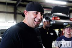 Justin Shearer Big Chief Street Outlaws Photo 1