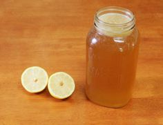 Maple Sweetened Lemonade  A perfect drink on a hot day! This lemonade is sweetened naturally with pure maple syrup.  Makes 6 3/4 cups  Ingredients  juice of 3 lemons (1/2 cup lemon juice) 5 1/2 cups cold water 3/4 cup pure maple syrup