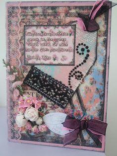 Handmade by Maureen - A Blog: Tsunami Rose Designs Challenge #26 Colour Inspiration